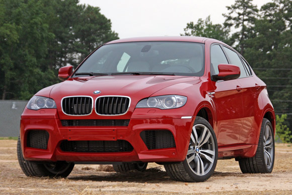 BMW X6 M